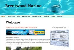 Brentwood Marine