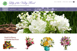 Lilly of the Valley Floral